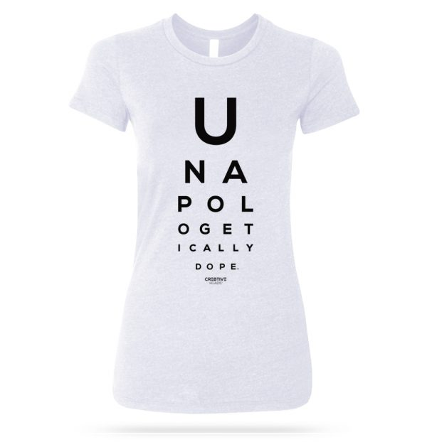 UD – White (Womens Slim Fit)